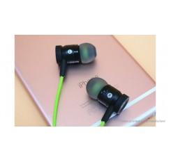 Bullet Shape Earphone Silicone Sleeve In-Ear Eartips (Size M/20 Pieces/Random Colors)